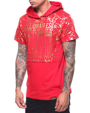 SWITCH - FOIL PRINT BILLIONAIRES HOODY-2175785