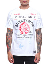 Hustle Gang - S/S Playbook Tee