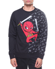 Buyers Picks - NINJA SPLICED CREW SWEATSHIRT-2175729