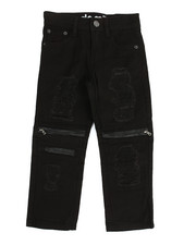Bottoms - Rip & Repair Jeans (4-7)