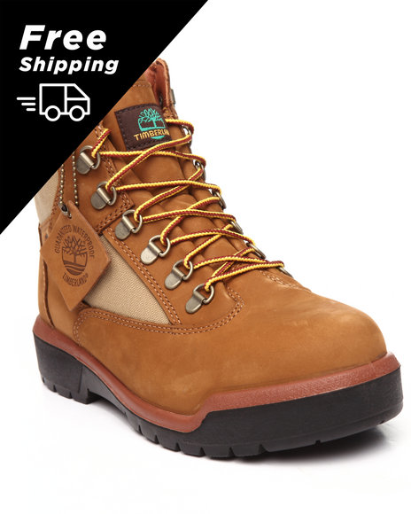 Timberland - 6-Inch Field Boots
