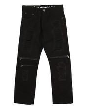 Akademiks - Rip & Repair Jeans (8-20)-2175478