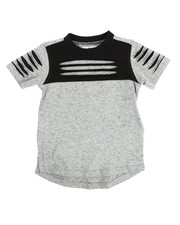 Akademiks - Nappy Yarn Elongated Tee (2T-4T)