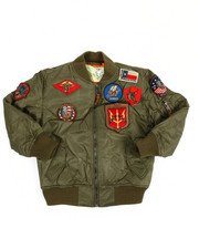 Top Gun - MA-1 Bomber Jacket (2T-4T)-2175341