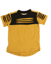Akademiks - Nappy Yarn Elongated Tee (4-7)