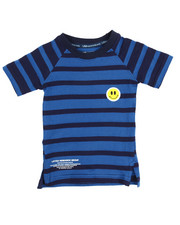 Tops - Nevermind Stripe Tee (Infant)