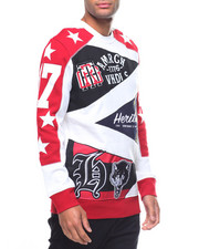 Heritage America - Collegiate Flag Sweatshirt