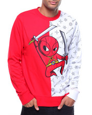 Buyers Picks - NINJA SPLICED CREW SWEATSHIRT-2176450