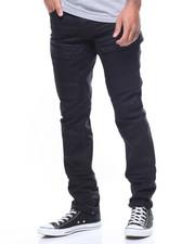 Jeans - ZIP THIGH ZIP THIGH POCKET STRETCH MOTO JEAN MOTO JEAN