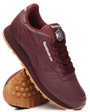 Footwear - CL Leather Gum CU Sneakers