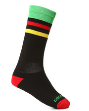 Men - Grenade Stripe Socks