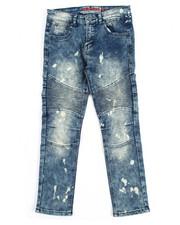 Sizes 8-20 - Big Kids - Stretch Moto Jean (8-20)