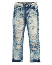Sizes 8-20 - Big Kids - Foil Dot Jean (8-20)
