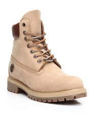 """Global Movement Mens - 6"""" Premium Boot Exotic Collar"""