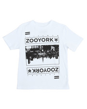 Zoo York - Reflector Tee (8-20)