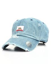 Dad Hats - Cali Republic Distressed Dad Hat