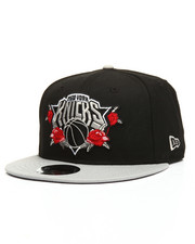 New Era - 9Fifty Floral New York Knicks Hat