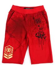 SWITCH - Graffiti Print Shorts (8-20)-2176773