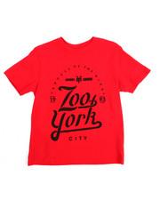 Zoo York - Night Vandals Tee (8-20)
