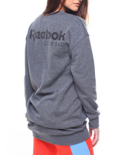Women - DC Oversized Sweatshirt