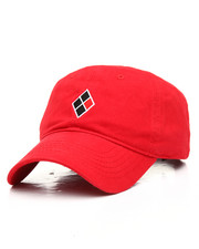 Dad Hats - Harley Quinn Diamond Logo Dad Hat