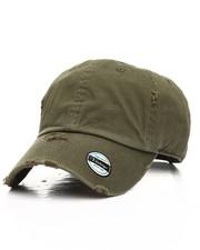 Buyers Picks - Distressed Vintage Wash Dad Hat-2177109