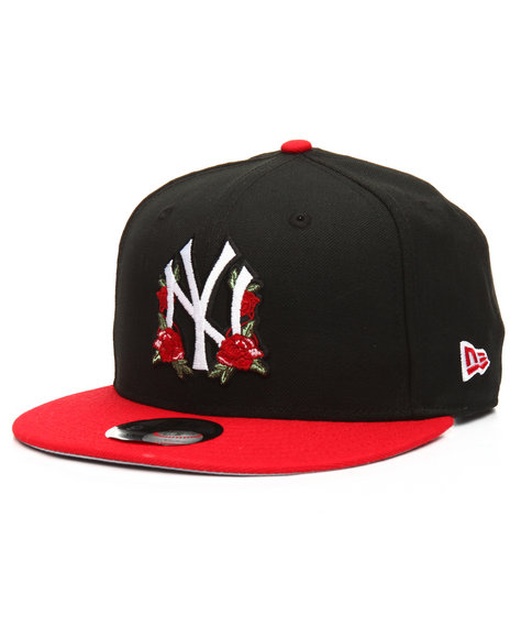 cb5efcf3065 Buy 9Fifty Floral New York Yankees Hat Men s Hats from New Era. Find ...