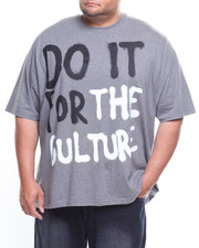 T-Shirts - S/S For The Culture Tee (B&T)