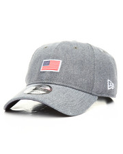 New Era - 9Twenty USA Flagged Front Hat