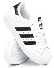 Pre-School (4 yrs+) - Superstar Holographic Stripes C Sneakers (10.5-3)-2177263