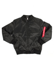 Light Jackets - Bomber Jacket (8-20)