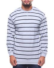 Men - L/S Fedders Stripe Tee (B&&T)-2177550