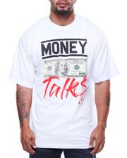 T-Shirts - S/S Money Talk Tee (B&T)