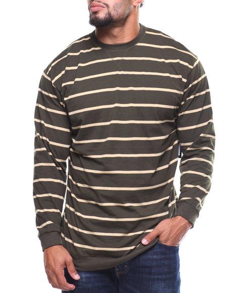 Buyers Picks - L/S Fedders Stripe Tee (B&T)