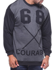 Buyers Picks - French Terry Pullover Sweatshirt (B&T)-2177462