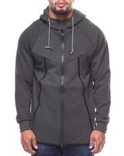 Light Jackets - L/S Tech Fleece  Full Zip Hoodie (B&T)-2177023