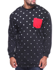 Pullover Sweatshirts - French Terry Graphic Pullover Sweatshirt (B&T)
