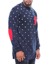 Buyers Picks - French Terry Graphic Pullover Sweatshirt (B&T)