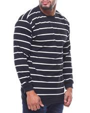 Buyers Picks - L/S Fedders Stripe Tee (B&T)-2177536