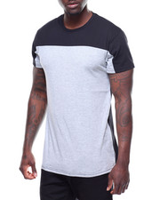 T-Shirts - COLORBLOCK TEE