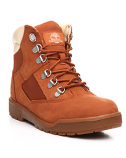 "Timberland - 6"" Burnt Sienna Field Boot (4-7)"