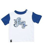 Boys - Uprooter Script Tee (Infant)