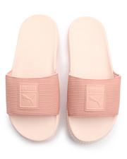 Footwear - Platform Slide