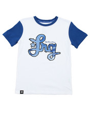 T-Shirts - Uprooter Script Tee (8-20)-2178108