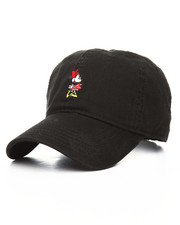 Men - Minnie Mouse Washed Dad Hat