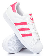 Adidas - Superstar Holographic Stripes J Sneakers (3.5-7)-2178248