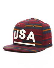 Hats - Wande Strapback Hat