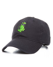 Hats - Rugrats Reptar Washed Dad Hat