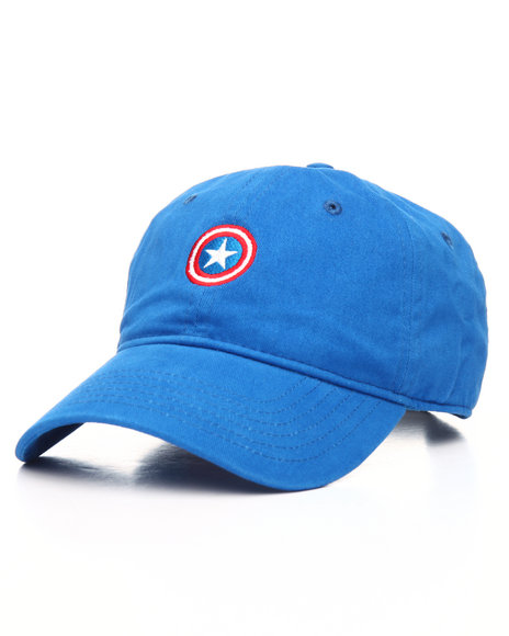 Buyers Picks - Captain America Dad Hat