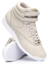 Sneakers - Freestyle Hi Top Muted Sneakers